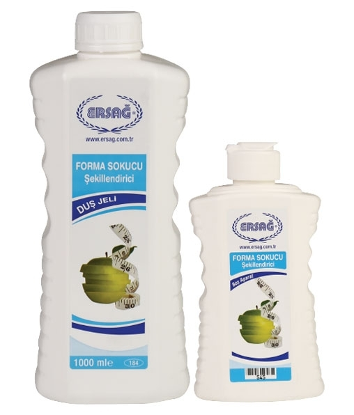 Forming and Styling Shower Gel 1000 ML with add. bottle