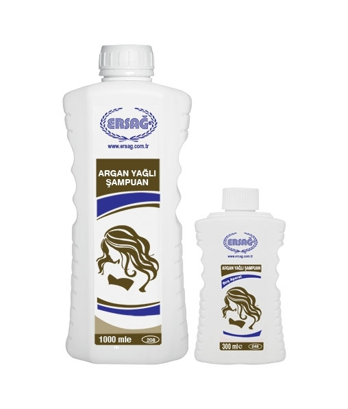 Shampoo with Argan Oil 1000 ML with add.bottle